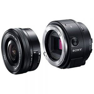 Sony ILCE-QX1L Mirrorless Lens-Style Camera
